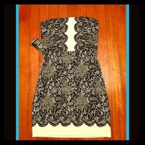 Women's Express Strapless Mini Dress